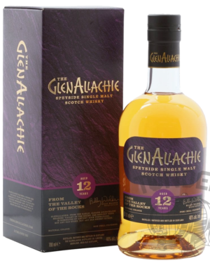 Speyside Single Malt Scotch Whisky fra Glenallachie